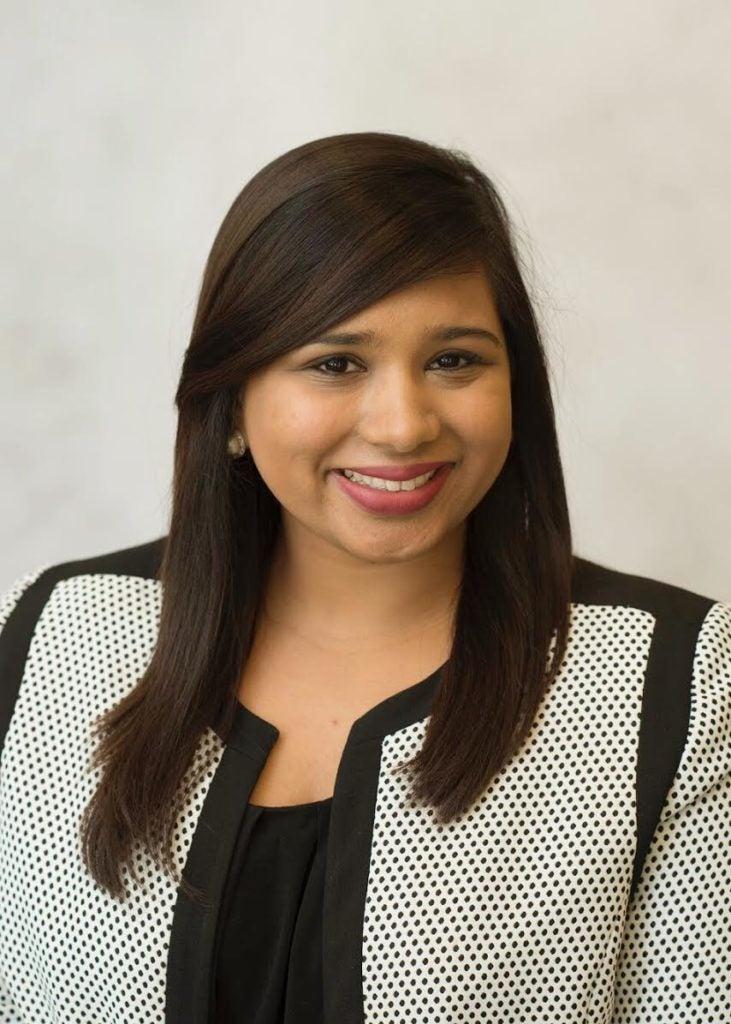 Alisha Ghosh, MHA, CDM