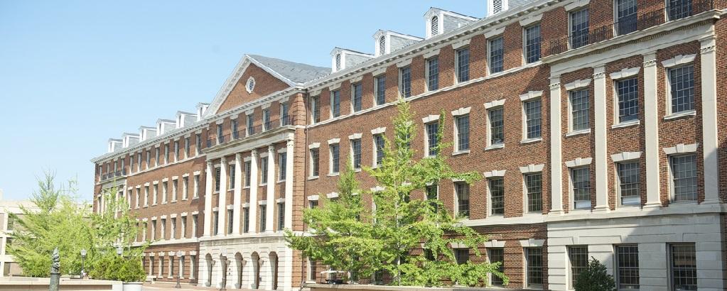 Medical-Dental Building on Georgetown University campus