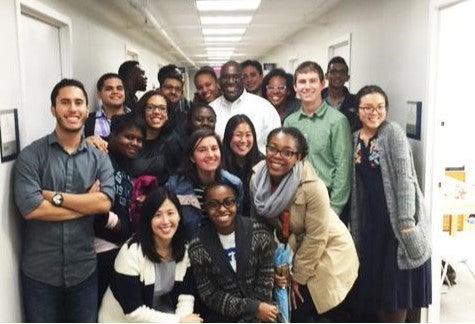 GUMC Appoints Dean of Diversity, Inclusion