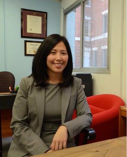 Dean Susan Cheng