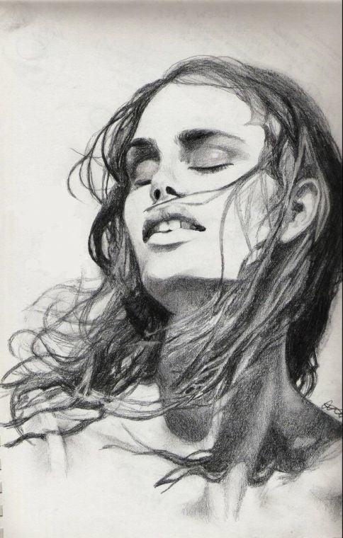 """""""Girl"""" by Arthi Venkat, M12"""