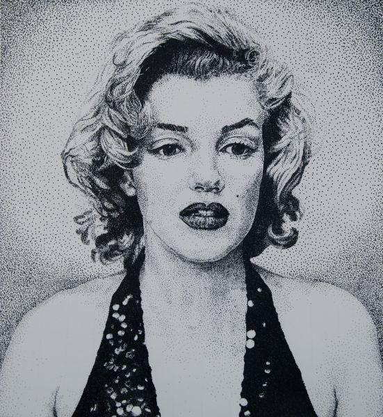 Norma Jean, by Jessica Maglione, M12