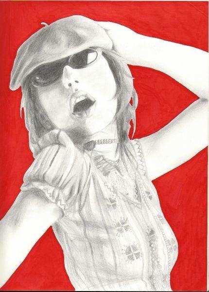 """""""Red"""" by Arthi Venkat"""