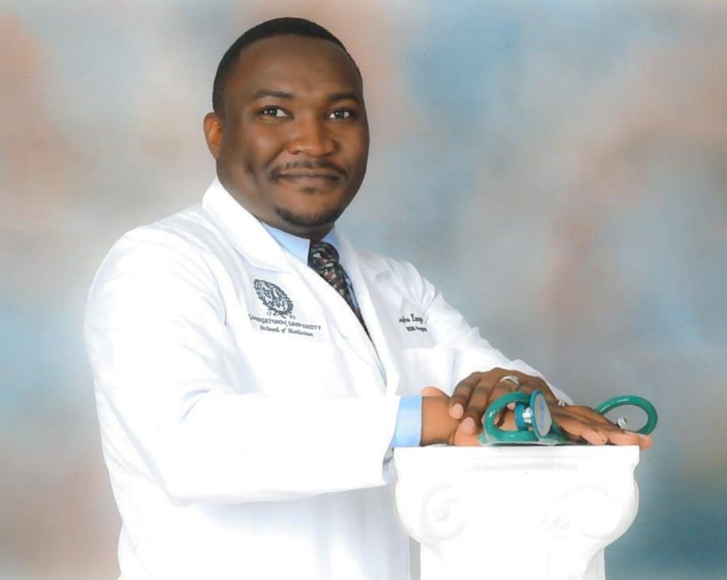 Dr. Kaingo Headshot