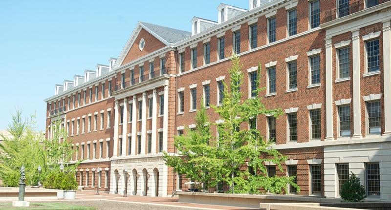 Georgetown University Medical and Dental building