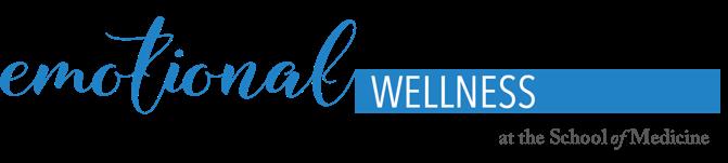 Emotional Wellness at the School of Medicine