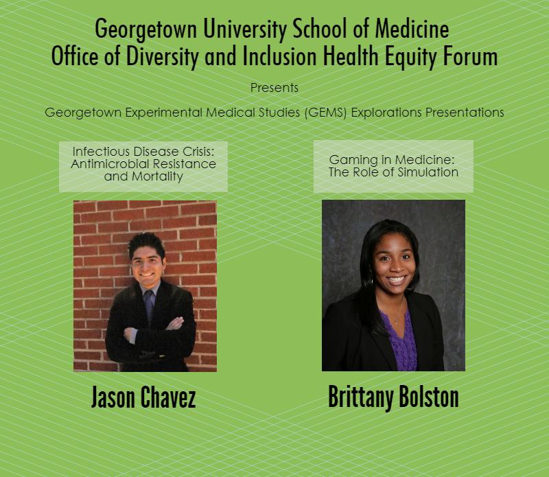 GEMS Health Equity Forum