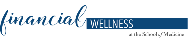 Financial Wellness at the School of Medicine