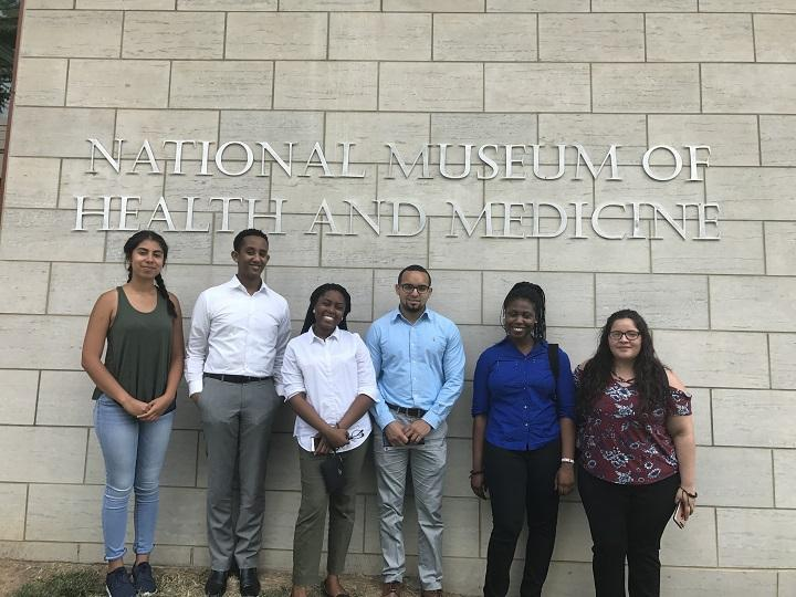 ARCHES Fellows Visit the National Museum of Health and Medicine