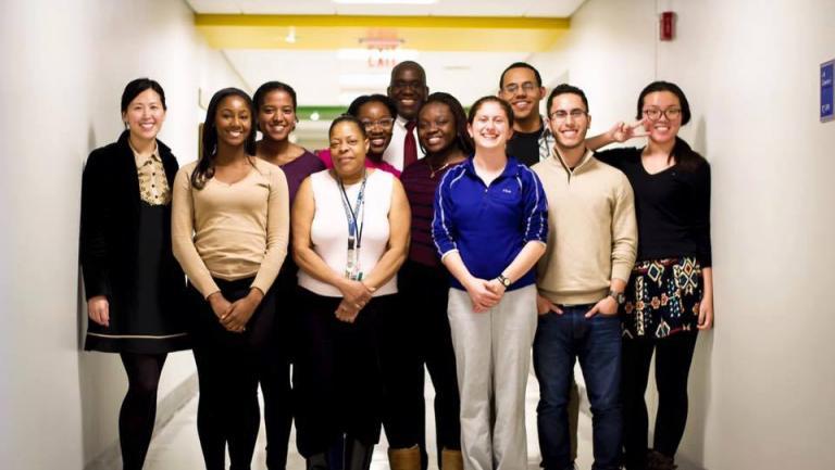 College & High School Internships | School of Medicine