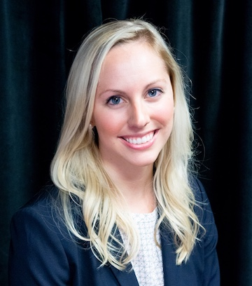 Photo of M4 Executive Council Representative, Jessica Martin (M2019)