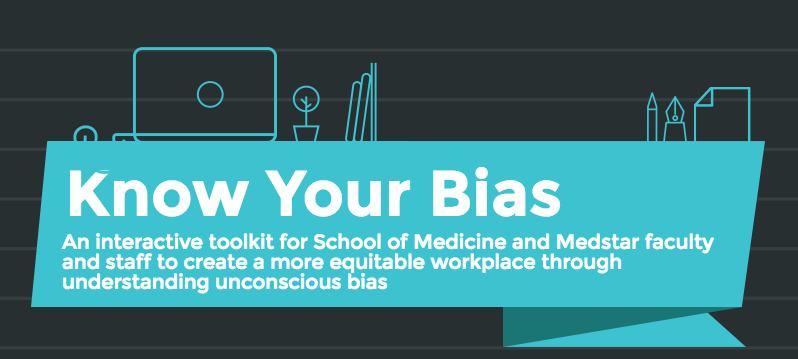 Know your Bias and who to approach for remediation