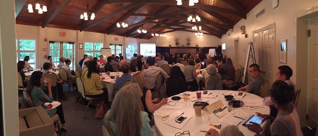 photo from June 9-10, 2015, Georgetown University School of Medicine Curriculum Reform Retreat