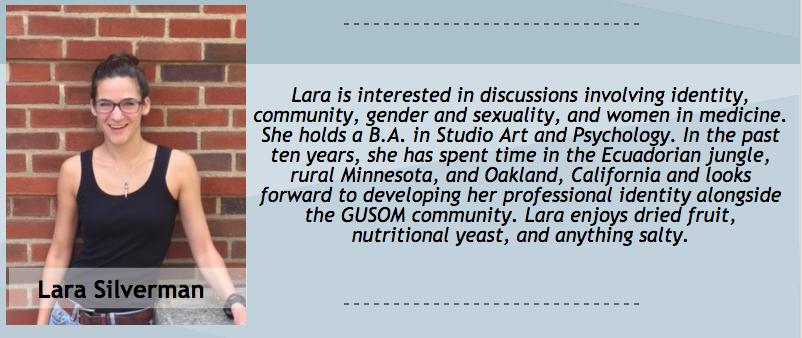 Lara Silverman, Peer Dialogue Facilitator