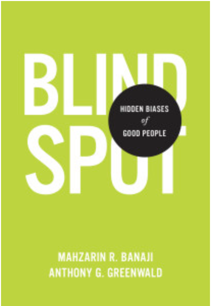 "image of book cover, ""Blind Spot"""