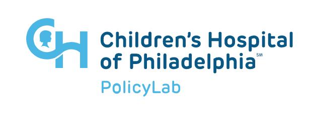 logo for Children's Hospital of Philadelphia Policy Lab