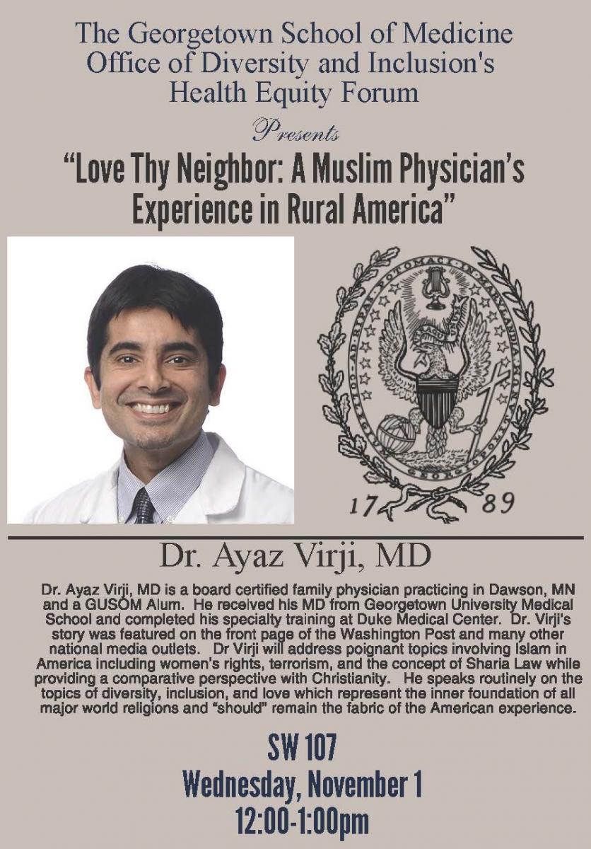 Dr. Virji HEF